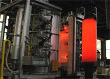 Furnace for the steel industry